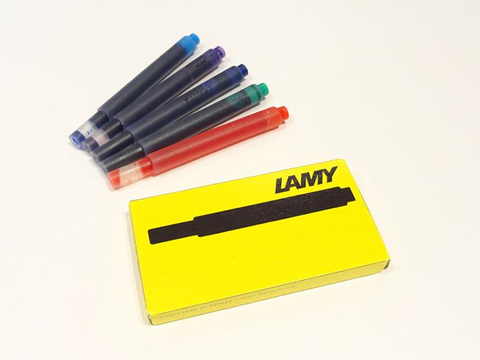 LAMYインクプレゼントキャンペーン