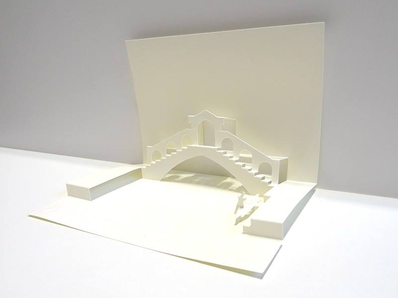 3Dグリーティングカード