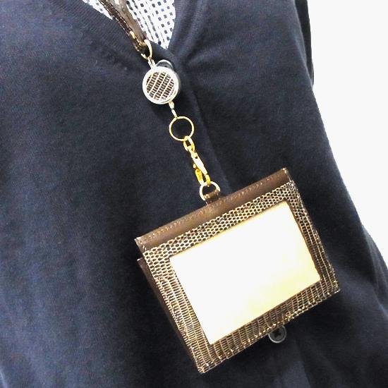 アシュフォード ネオフィナードIDカードホルダー 堂島アバンザ店オリジナル