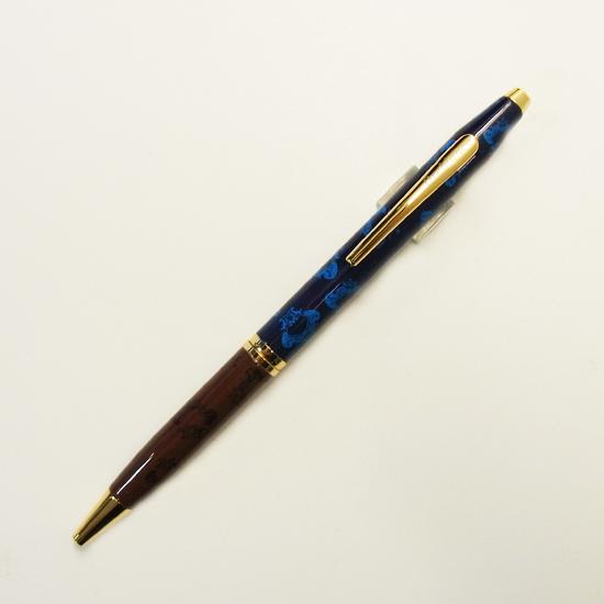 Orobianco ボディノック機構のボールペン