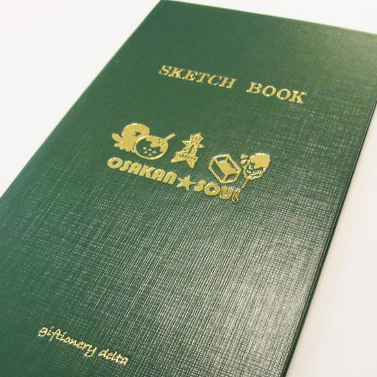 測量野帳 スケッチブック ギフショナリーデルタオリジナル